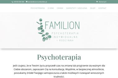 FAMILION - Centrum Wspierania i Rozwoju Rodziny - Psycholog Gdynia