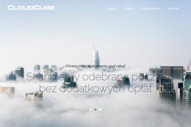CloudCube - Biuro do wynajęcia Poznań