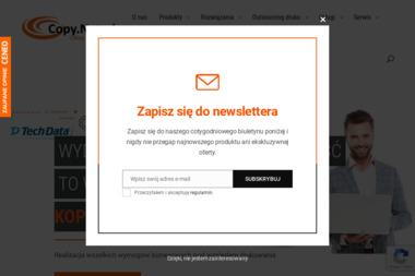 Copy.Net.pl Piotr Sójka - Serwis sprzętu biurowego Warszawa