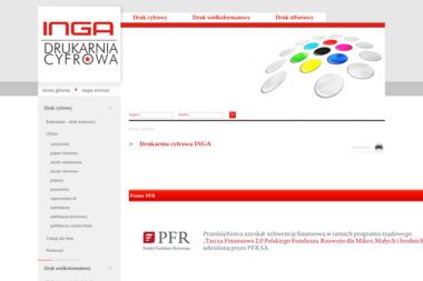 Drukarnia INGA - Wydruk Wielkoformatowy Kielce