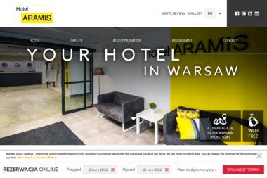 START hotel ARAMIS - Hotel SPA Warszawa