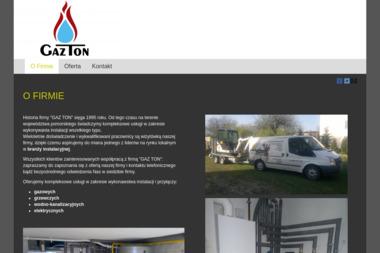 GAZTON Usługi Instalacyjne - Fotowoltaika Łęgowo