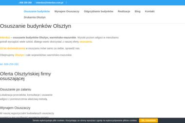 Interduo Jakub Niestępski - Osuszanie, odgrzybianie Olsztyn