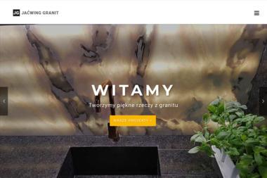 Jaćwing Granit Suwałki - Nagrobki Granitowe Suwałki