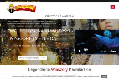 Kawalerskie.pl - Pokazy Iluzjonisty Warszawa