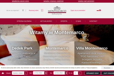 Montemarco Lifestyle - Wypożyczalnia sukien Warszawa