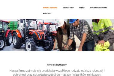 AGRONATAN Dorota Witkowska - Maszyny rolnicze Radom