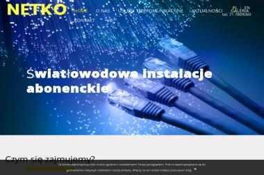 PHU NETKO - Monitoring Wrocław