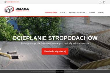 P.W. IZOLATOR II, Marek Kwieciński - Elewacje Domów Piętrowych Skaryszew