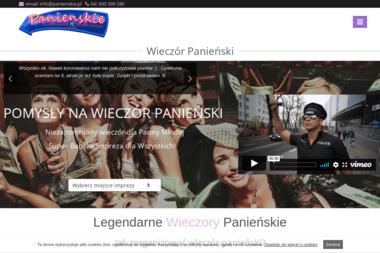 Panienskie.pl - Pokazy Iluzji Warszawa