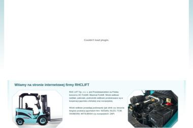 RhC LIFT SP.Z O.O. - Wózki paletowe elektryczne Toruń