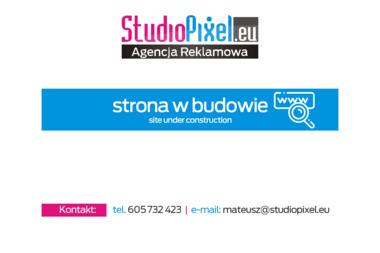 Agencja Reklamowa StudioPixel - Sklep internetowy Ocieka
