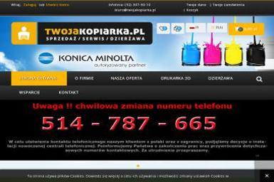 Copy Center Marek Colik - Kserokopiarki Chorzów
