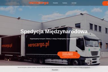 Verocargo Sp. z o. o. Sp. k. - Firma transportowa Gliwice