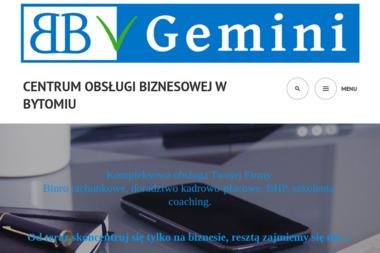 BB Gemini Sp. z o.o. - Doradca finansowy Bytom
