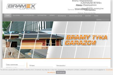 BRAMEX-ŁOPATKA - Ogrodzenia Skierniewice