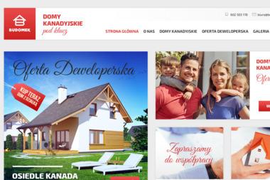 BUDOMEK s.c. - Domy z bali Białystok
