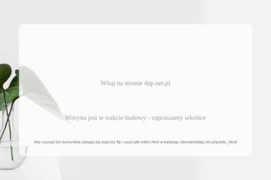 Zakład Zabezpieczeń Mienia DAP - Ogrodzenia panelowe Białystok