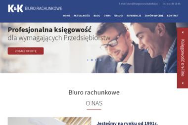 D - Usługi finansowe Łódź