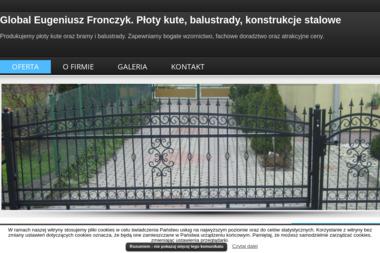PHU GLOBAL - Producent Ogrodzeń Lubliniec