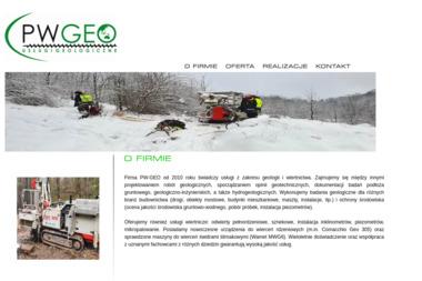 PW-GEO Usługi Geologiczne - Geolog Rzeszów