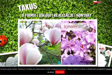 Taxus-kutno.pl - Budowa Ogrodu Zimowego Kutno