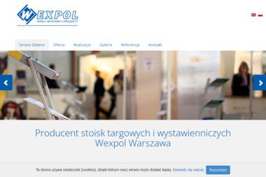 Wexpol - Branding Warszawa