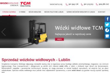Progi-bis Cieślak s.c. - Wózki widłowe spalinowe używane Lublin