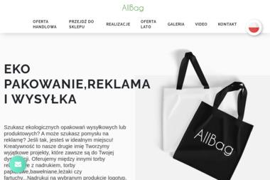 Allbag Tomasz Woźniak - Graficy Wadowice
