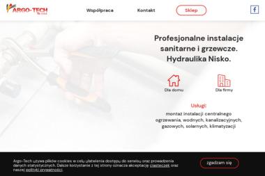 ARGO-TECH Technika Instalacyjna Sanitarna i Grzewcza Sprzedaż-Usługi - Piece i kotły CO Nisko