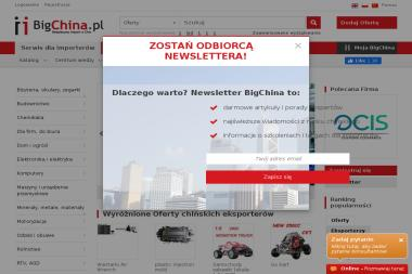 Bigchina Sp.zo.o - Biuro Doradztwa Gospodarczego Kraków