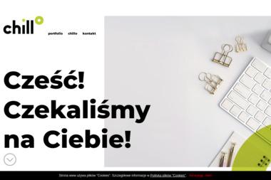 Chillo ad - Grafik komputerowy Lublin