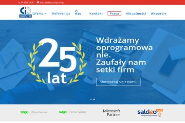 CI-COMPUTER INSTAL S.A. - Elektryk Wałbrzych