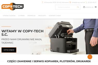 Copy-tech - Urządzenia Wielofunkcyjne Warszawa