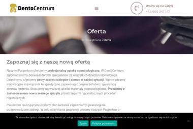 Dentocentrum - Prywatne kliniki Kraków