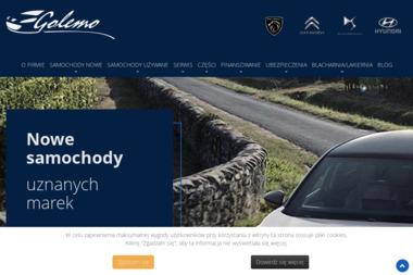 ASO Golemo - samochody używane, nowe, salon i serwis Citroen Peugeot Seat Hyundai - Wynajem Samochodów Kraków