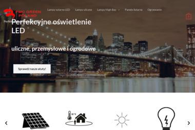 GreenLED - Inteligentny dom Raniżów