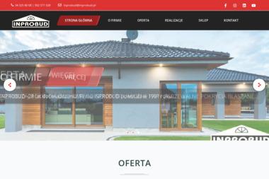 Firma Wielobranżowa INPROBUD - Pokrycia dachowe Częstochowa