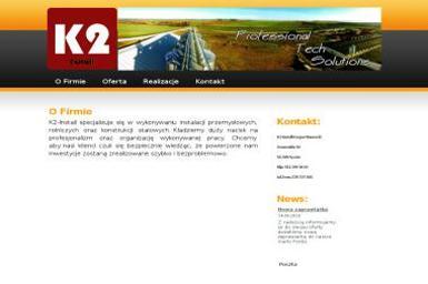 K2-Install - Odśnieżanie dróg i placów Zielona Góra