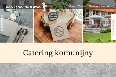 Kantyna Portowa - Catering dla firm Szczecin