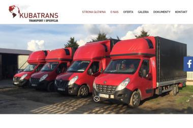 Firma Transportowa Kubatrans Marek Jakub - Sprzątanie biur Bolesław