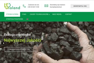 LS Poland Sp. z o.o. - Węgiel Ekogroszek Zduńska Wola
