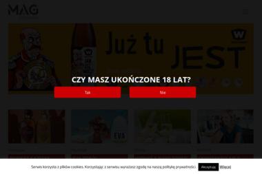 MAG Dystrybucja Sp. z o.o., Sp.k. - Hurtownia Alkoholi Olsztyn