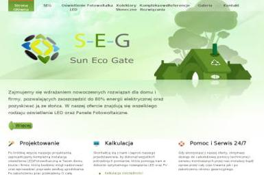 Sun Eco Gate - Projektowanie ogrodów Zabrze