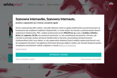 WhitePress s.c. Paweł Strykowski Tomasz Kwaśny - Pozycjonowanie Stron Internetowych Bielsko-Biała