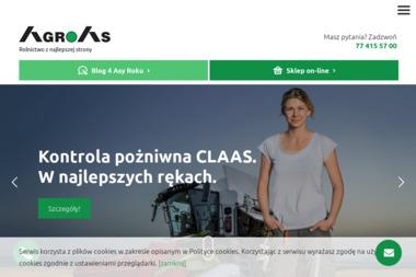 PHU Agro-As Sp.j. - Maszyny rolnicze Grodków