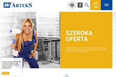 Arteks Sp. z o. o. - Pokrycia dachowe Włocławek