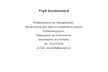 ASYSTEL Sp. z o.o. - Umawianie Spotkań Rzeszów