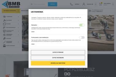 BMB-Technologie - Koparko-ładowarki Warszawa