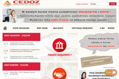CEDOZ Sp. z o.o. - Kursy zawodowe Warszawa